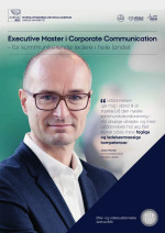 Brochure om Executive Master i Corporate Communication