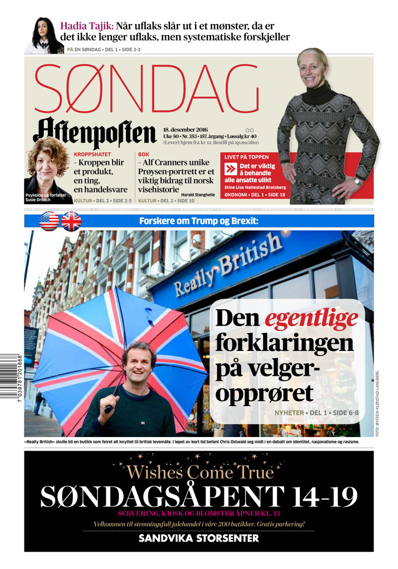 Forskjellene i Norge øker - og hva så?