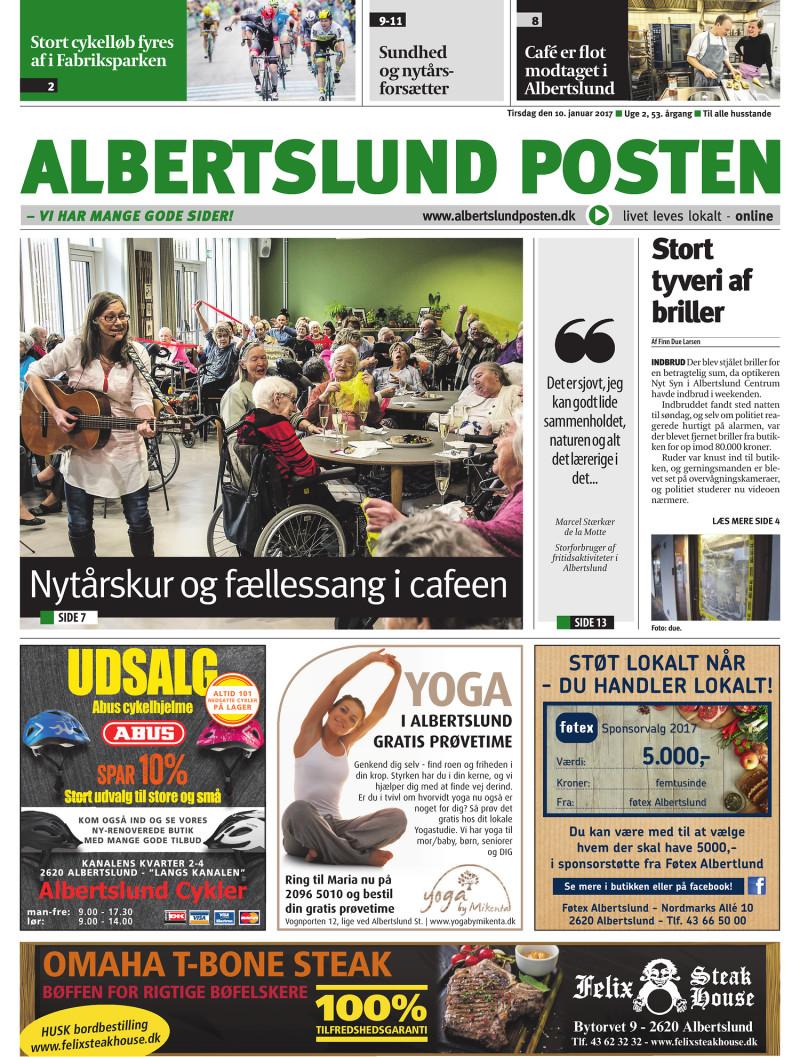 Lokalavisen dk   Albertslund Posten   Uge