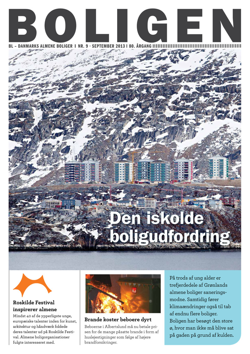 socialrådgiver job grønland