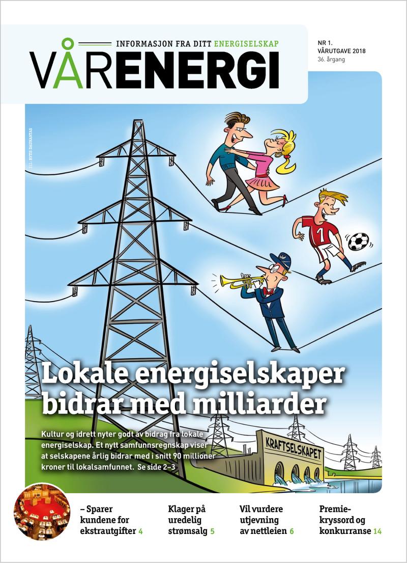 energiselskaber jylland