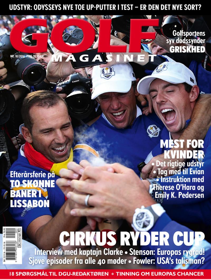 GolfMagasinet 10 2016