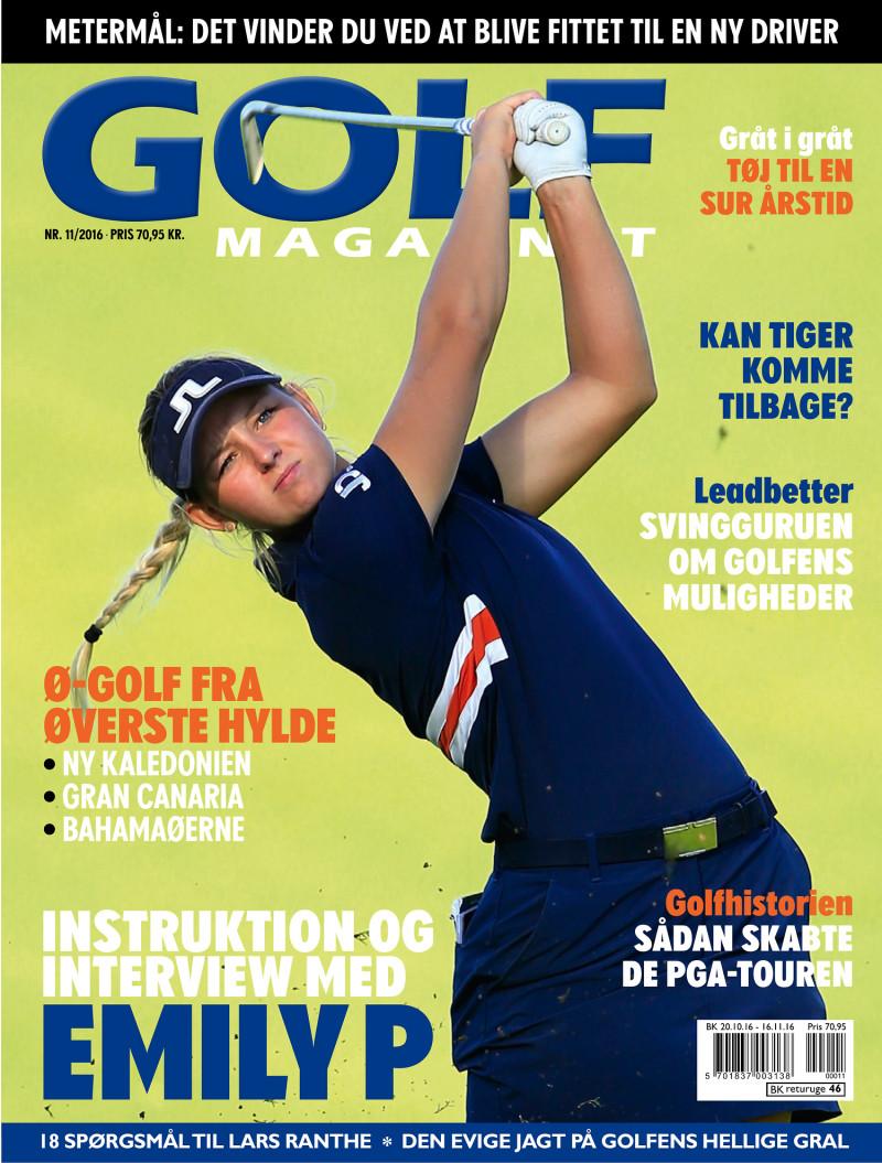 GolfMagasinet 11 2016