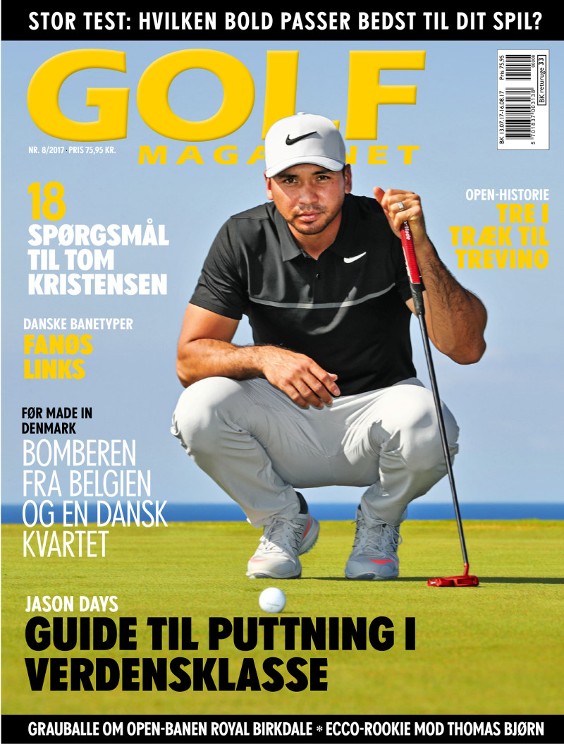 GolfMagasinet 08 2017