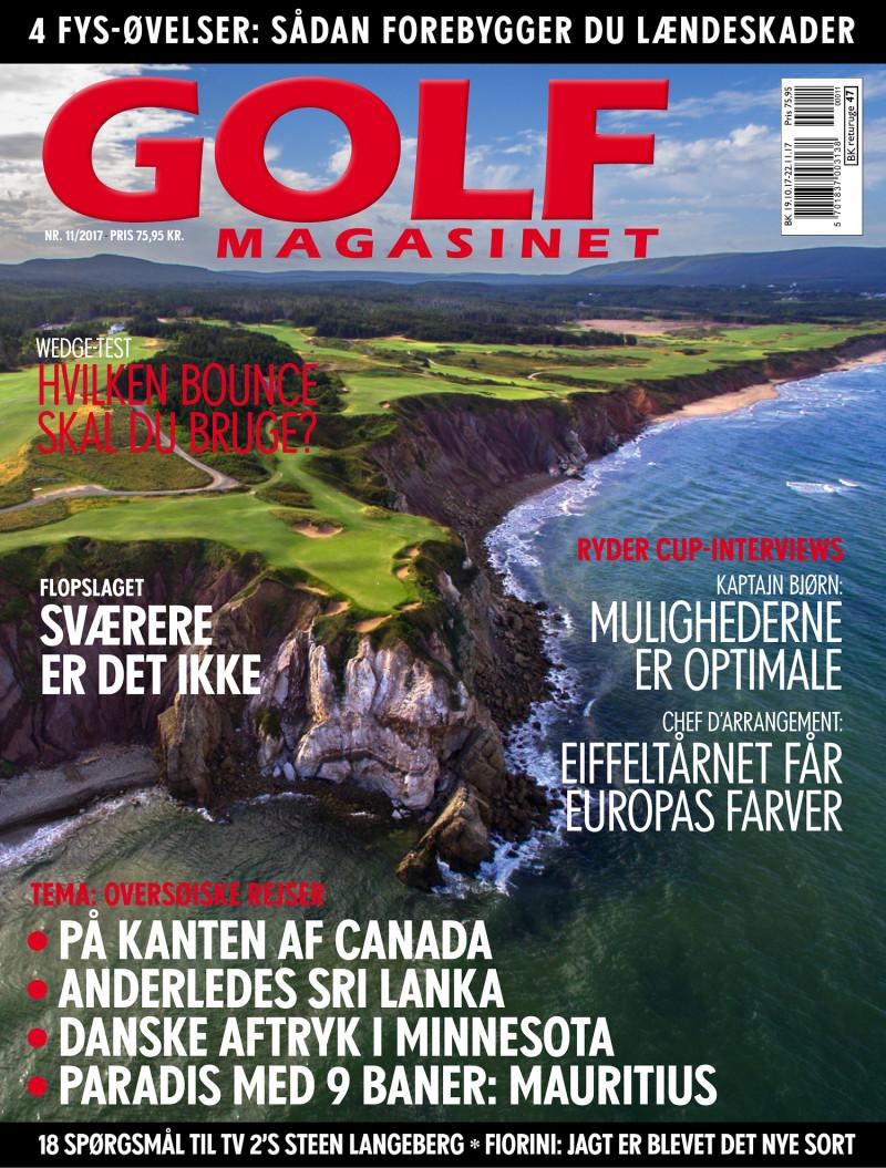 GolfMagasinet 11 2017