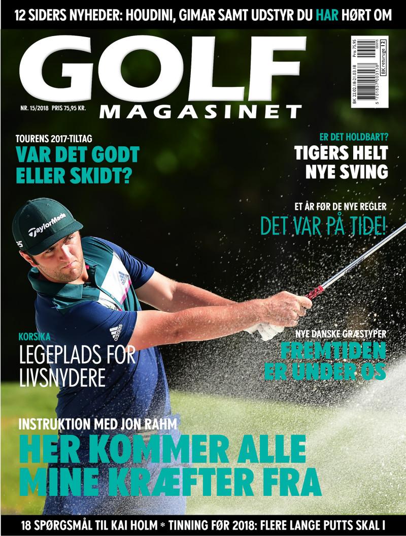 GolfMagasinet 15 2018