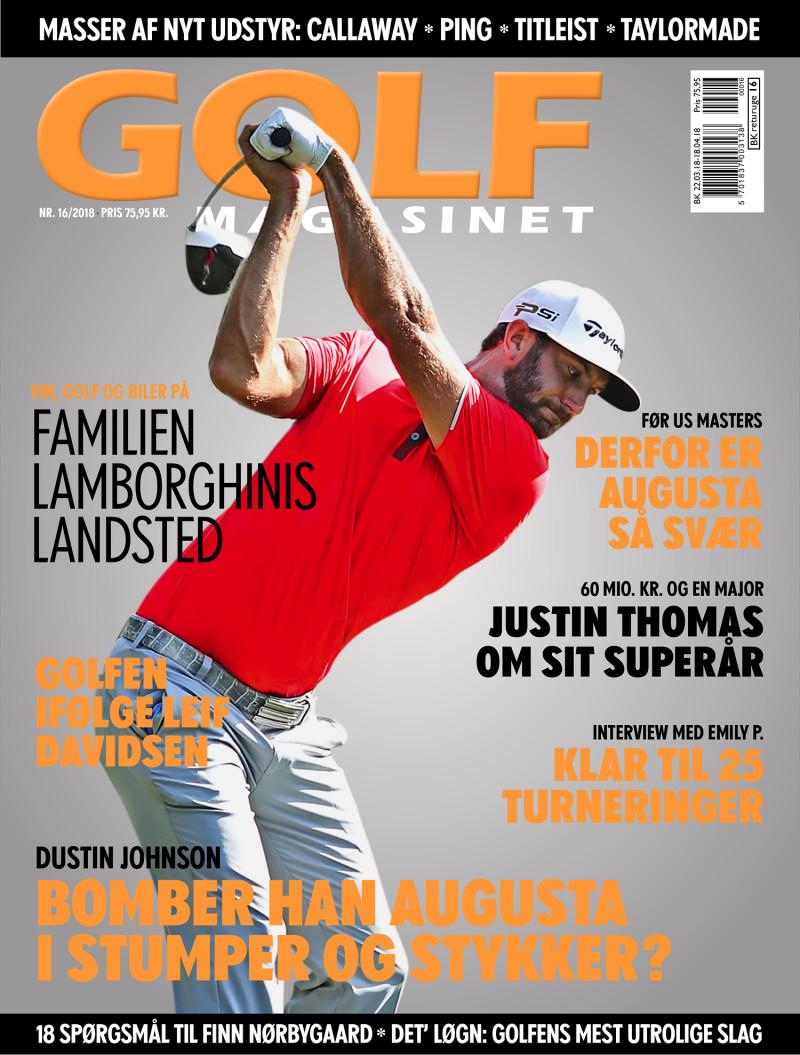 GolfMagasinet 16 2018