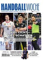 Handballwoche aktuelle Ausgabe