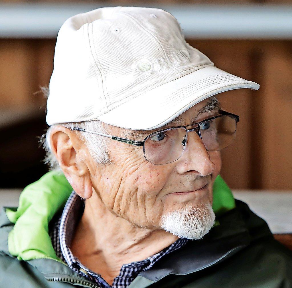 Der Lamspringer Gerd Heine setzt sich seit Jahrzehnten für das Naturschutzgebiet Heberberg ein.