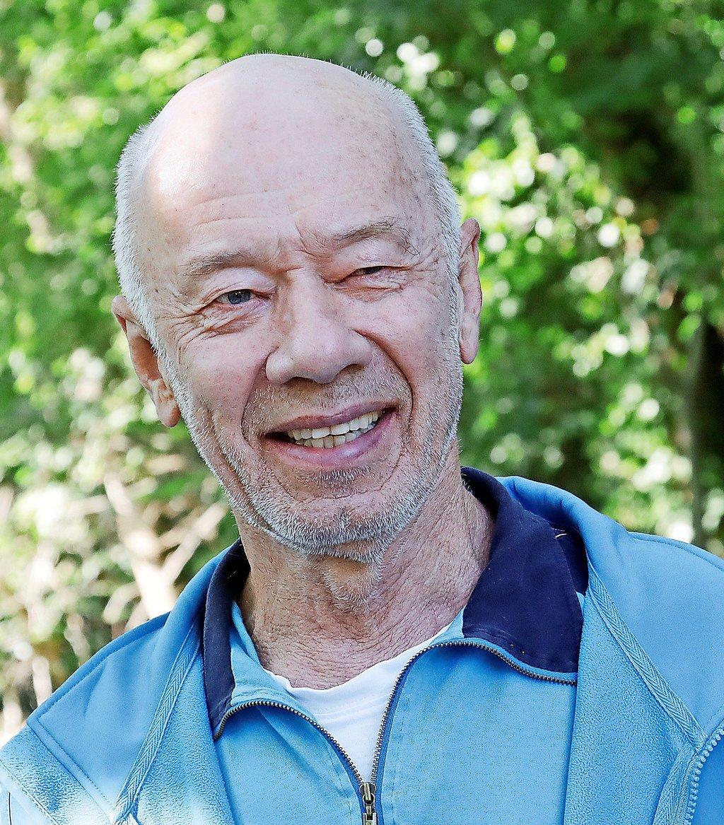 Ernst-August Springmann, Vorsitzender des Naturschutzvereins.