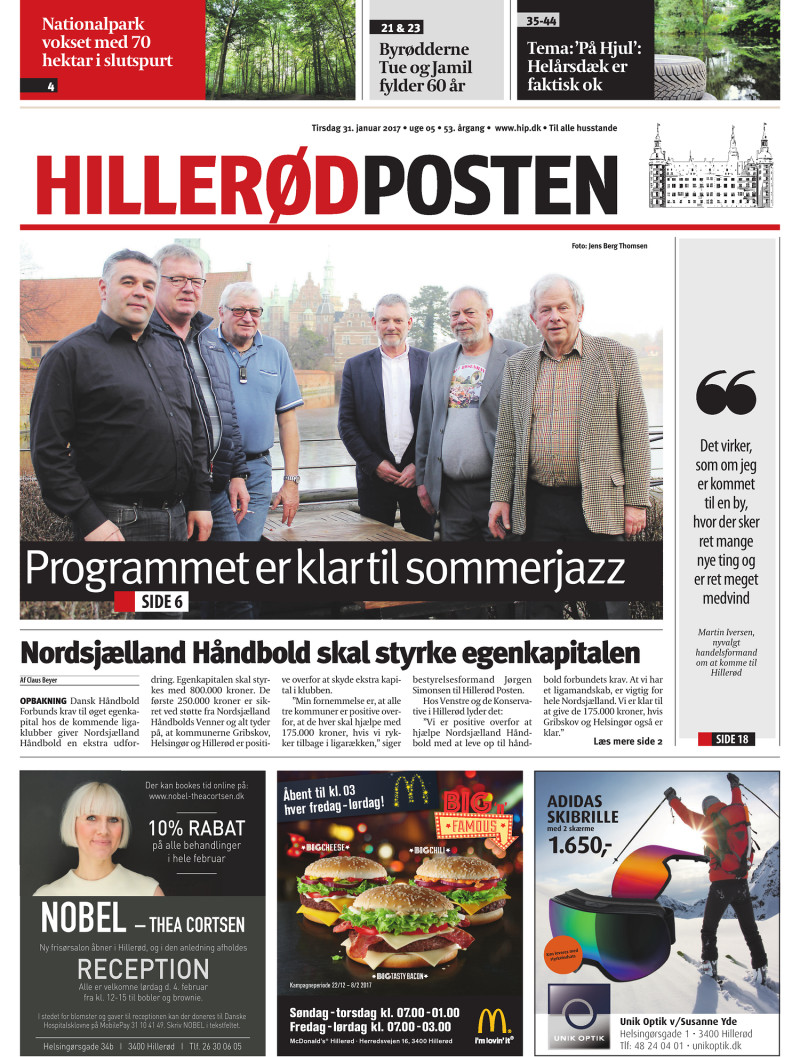 nordsjælland lokalavis
