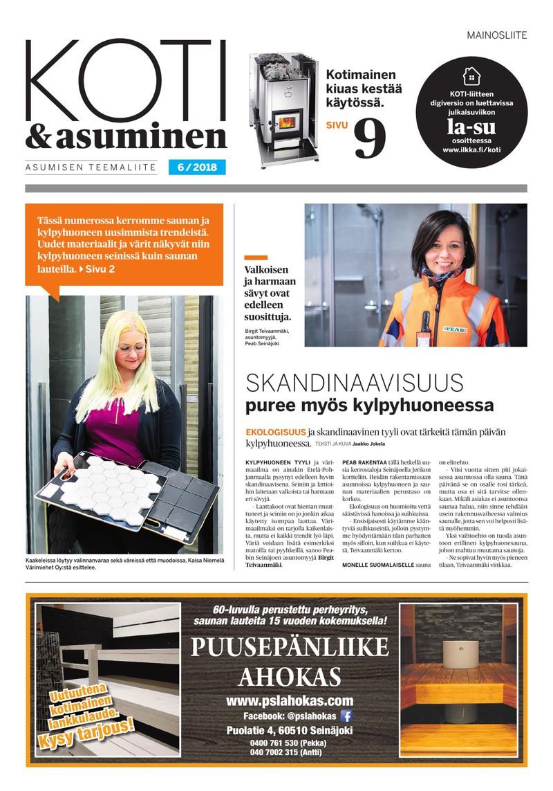 Koti ja Asuminen -liite 20.10.2018 fba5d506a2