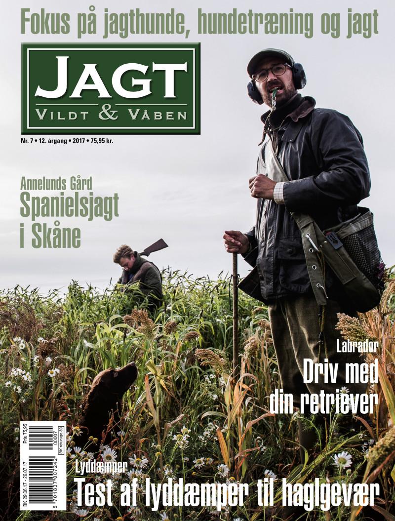 Jagt, Vildt og Våben nr. 07 2017