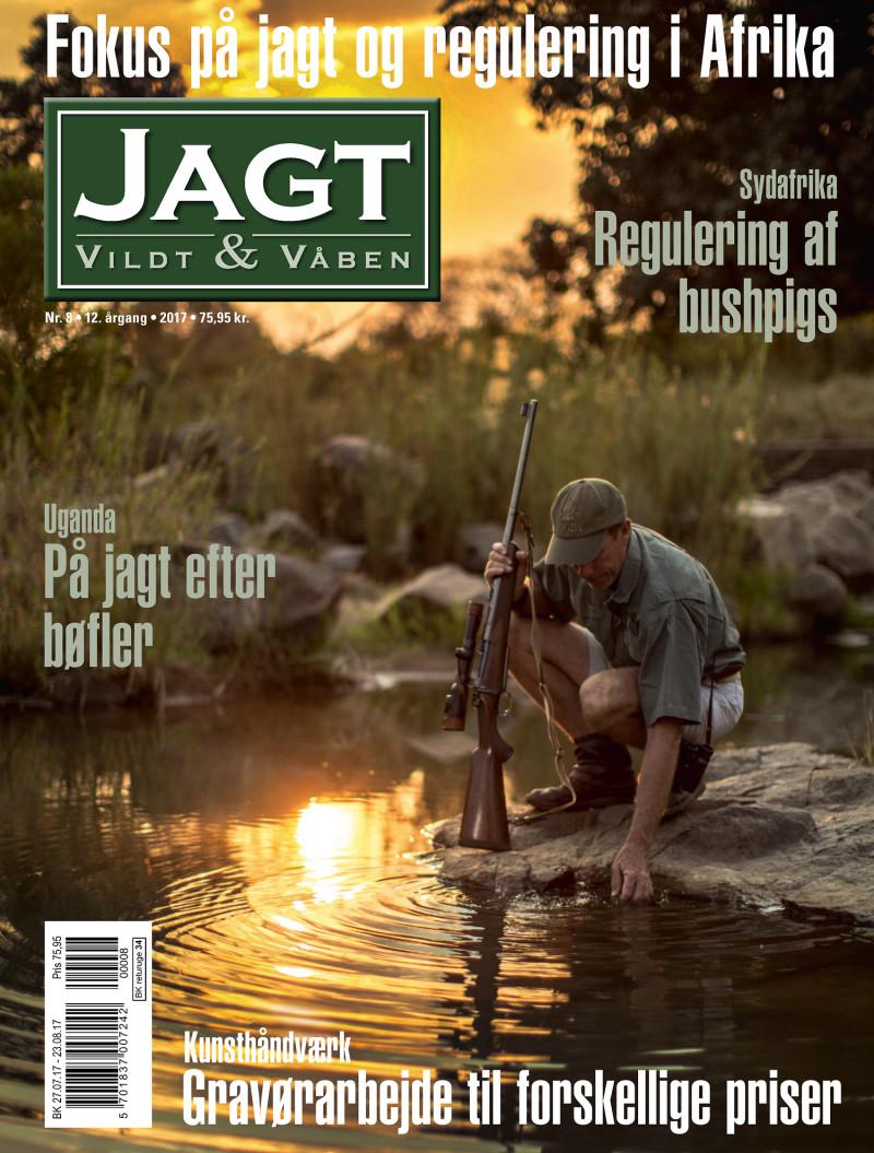 Jagt, Vildt og Våben nr. 08 2017
