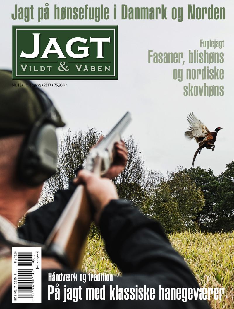Jagt, Vildt og Våben nr. 10 2017