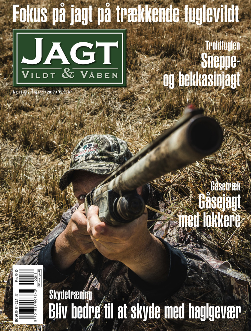 Jagt, Vildt og Våben nr. 11 2017