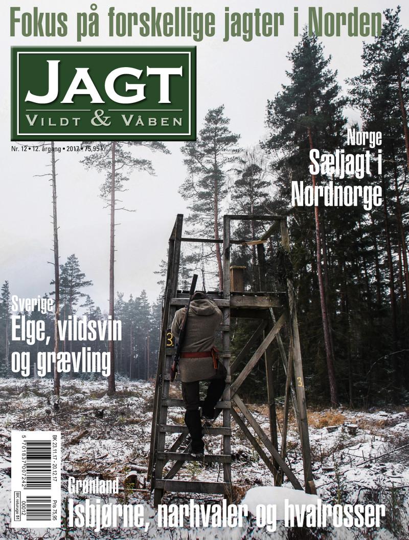 Jagt, Vildt og Våben nr. 12 2017
