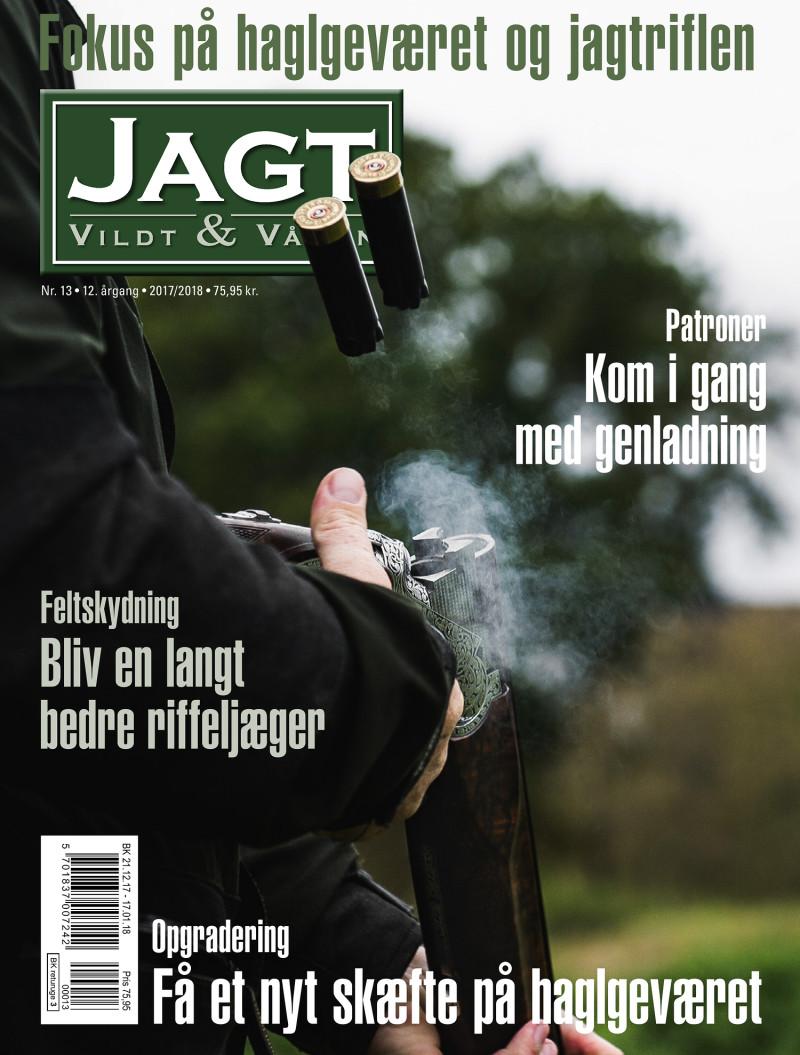 Jagt, Vildt og Våben nr. 13 2018