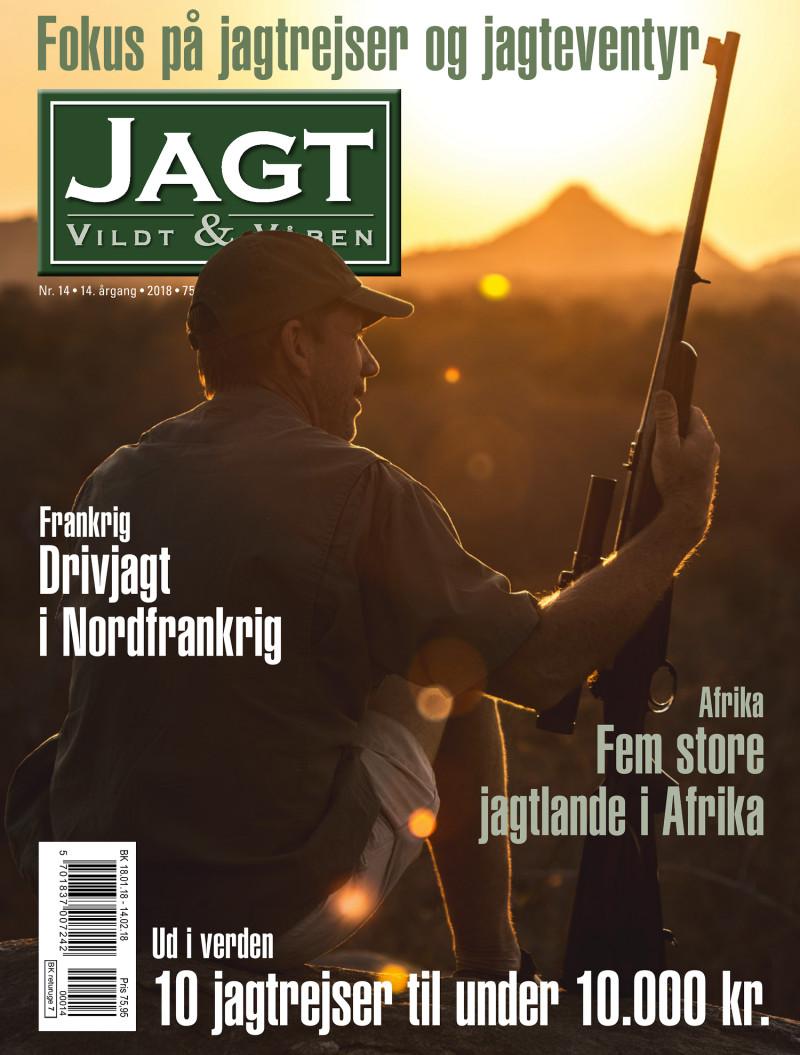 Jagt, Vildt og Våben nr. 14 2018