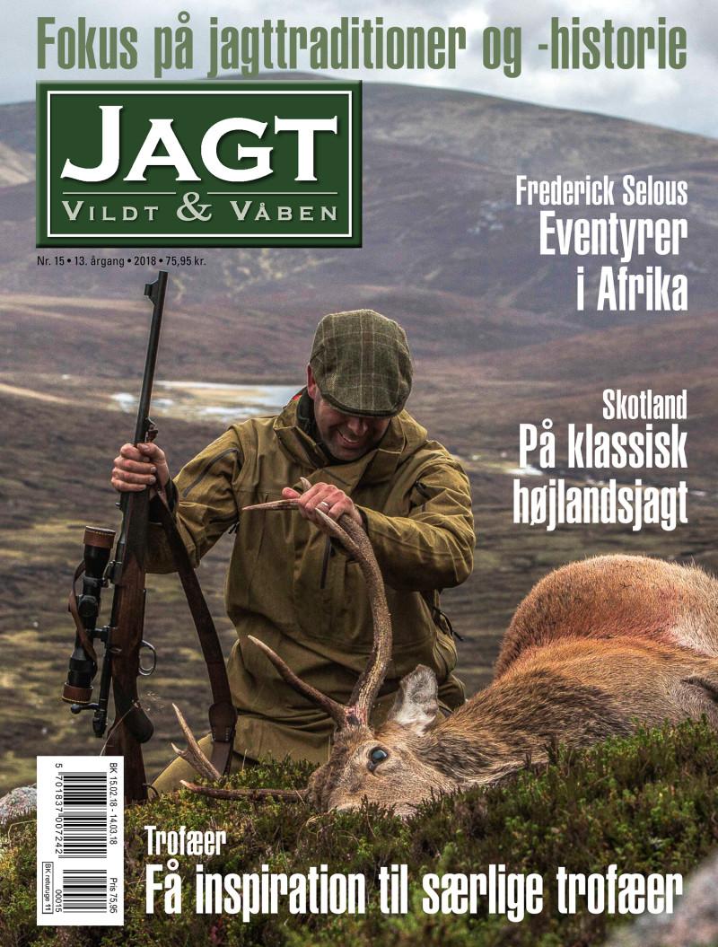 Jagt, Vildt og Våben nr. 15 2018