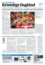 Ls hele dagens udgave af Kristeligt Dagblad - kb adgang for kun 79,- kroner om ugen