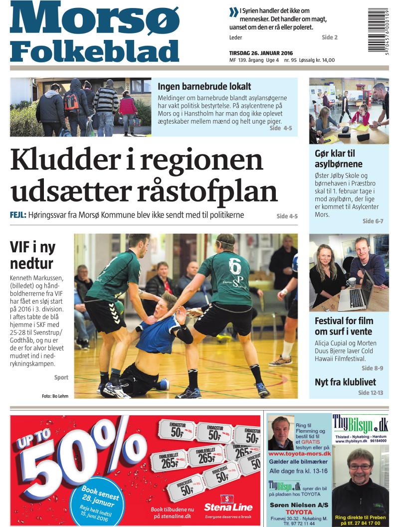 nordjyske stiftstidende e avis