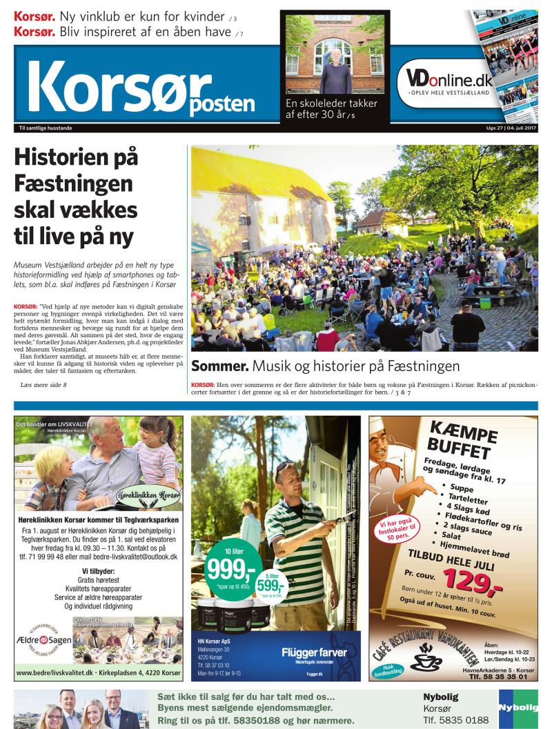 åbne haver på sjælland