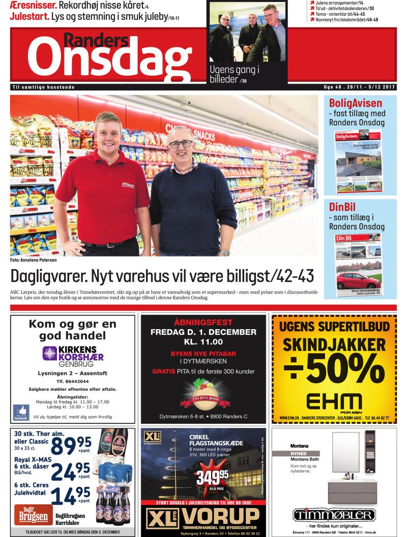 randers avis onsdag