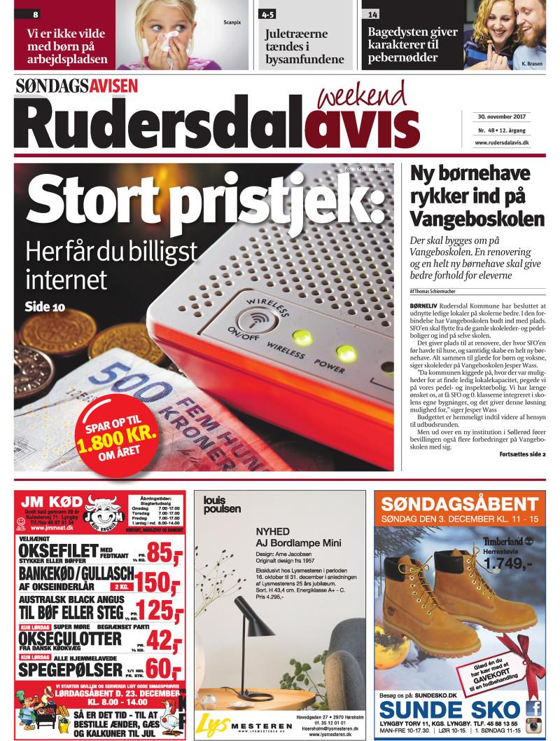 lokalavisen dk birkerød rudersdal weekend uge 48