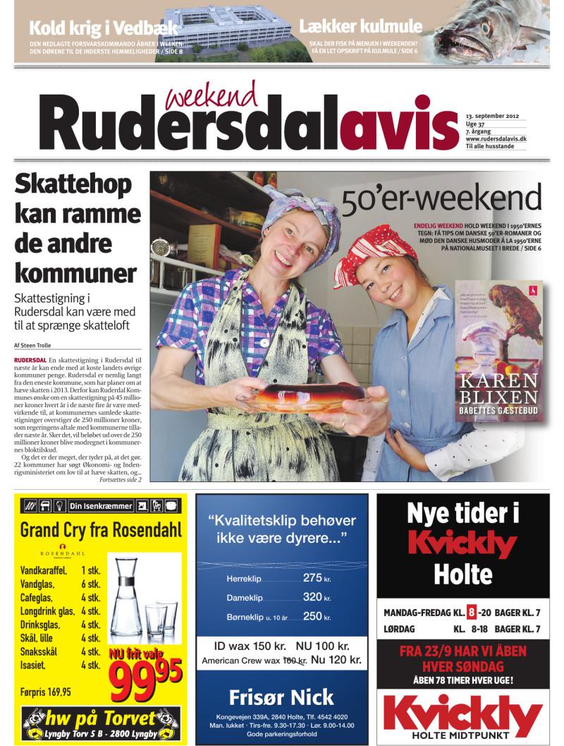 8212b0ab95b6 Lokalavisen.dk - Birkerød Rudersdal Weekend - Uge 37