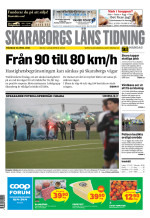 Skaraborgs L&auml;ns Tidning