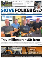 Ls seneste udgave af Skive Folkeblad