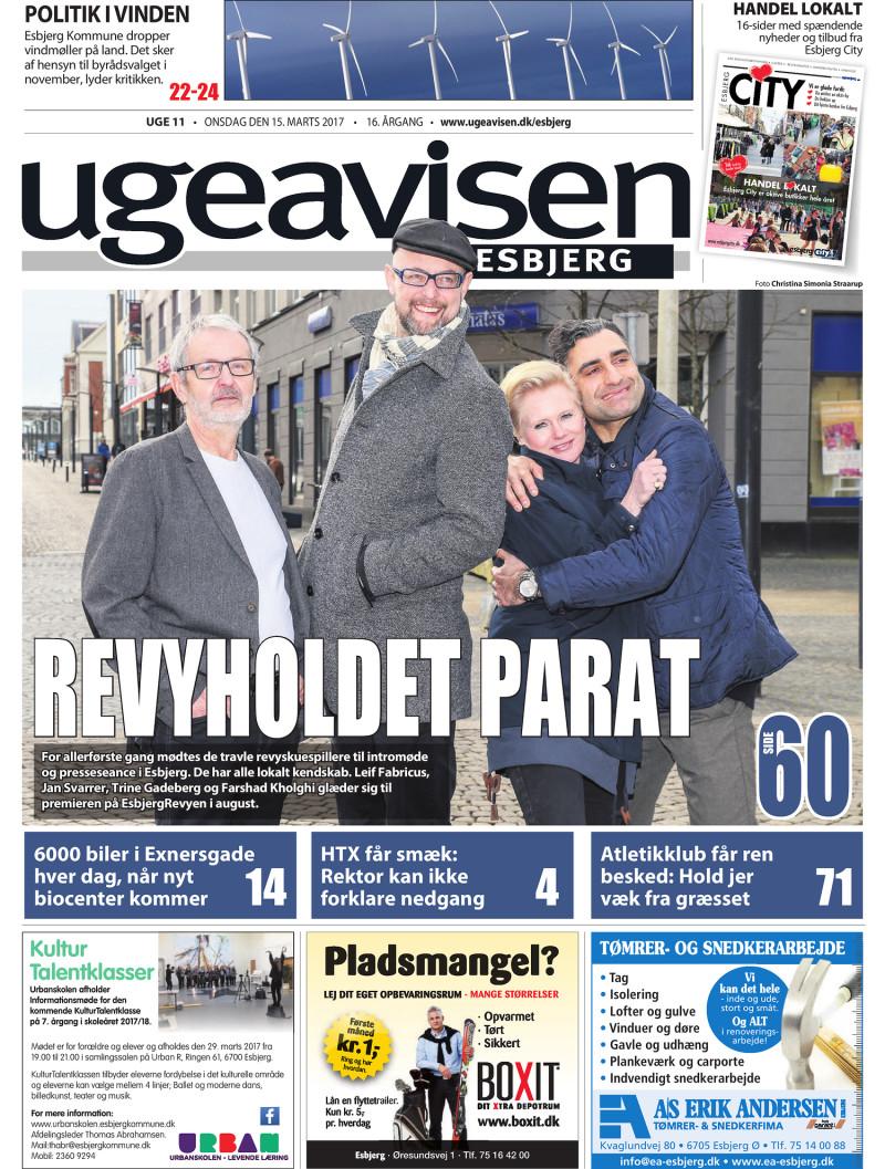 Ugeavisen Esbjerg 11 2017