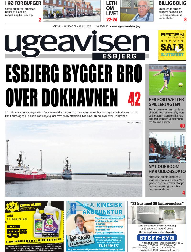 Ugeavisen Esbjerg 28 2017