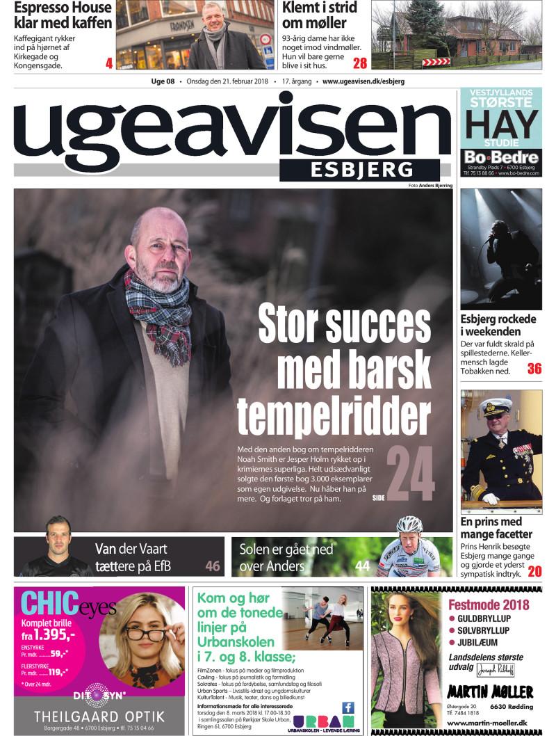 Ugeavisen Esbjerg 08 2018