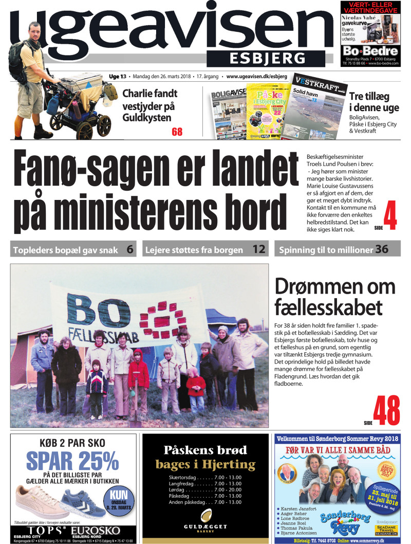 Ugeavisen Esbjerg 13 2018