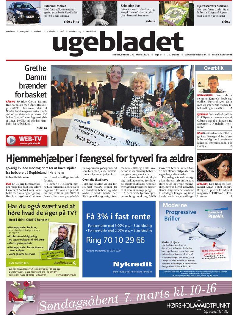 moden kvinde søger kvinde ældre 40 i hørsholm