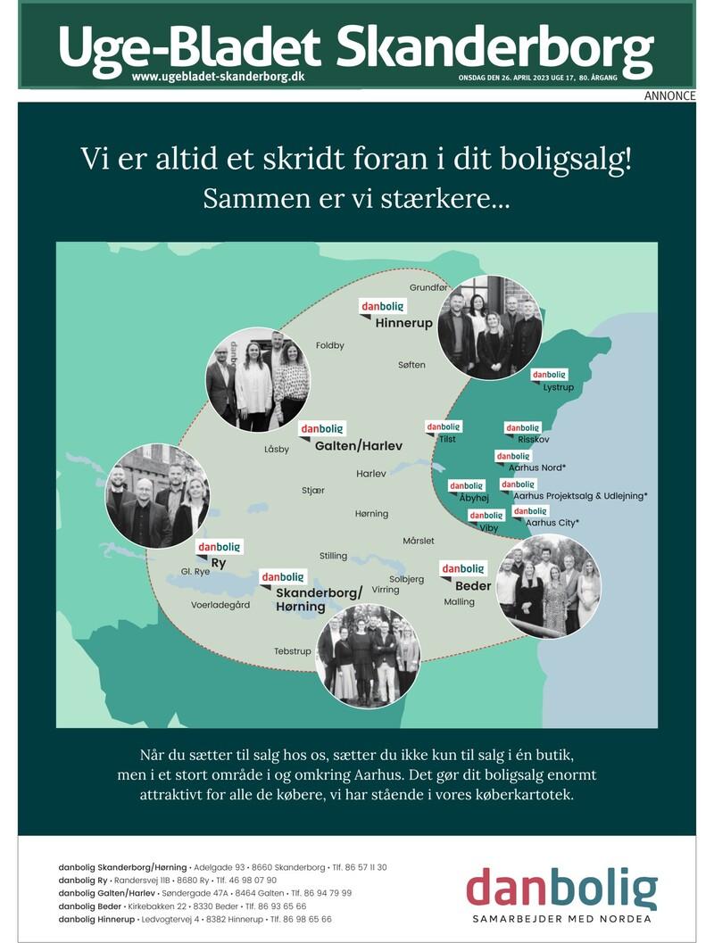 Uge-Bladet Skanderborg