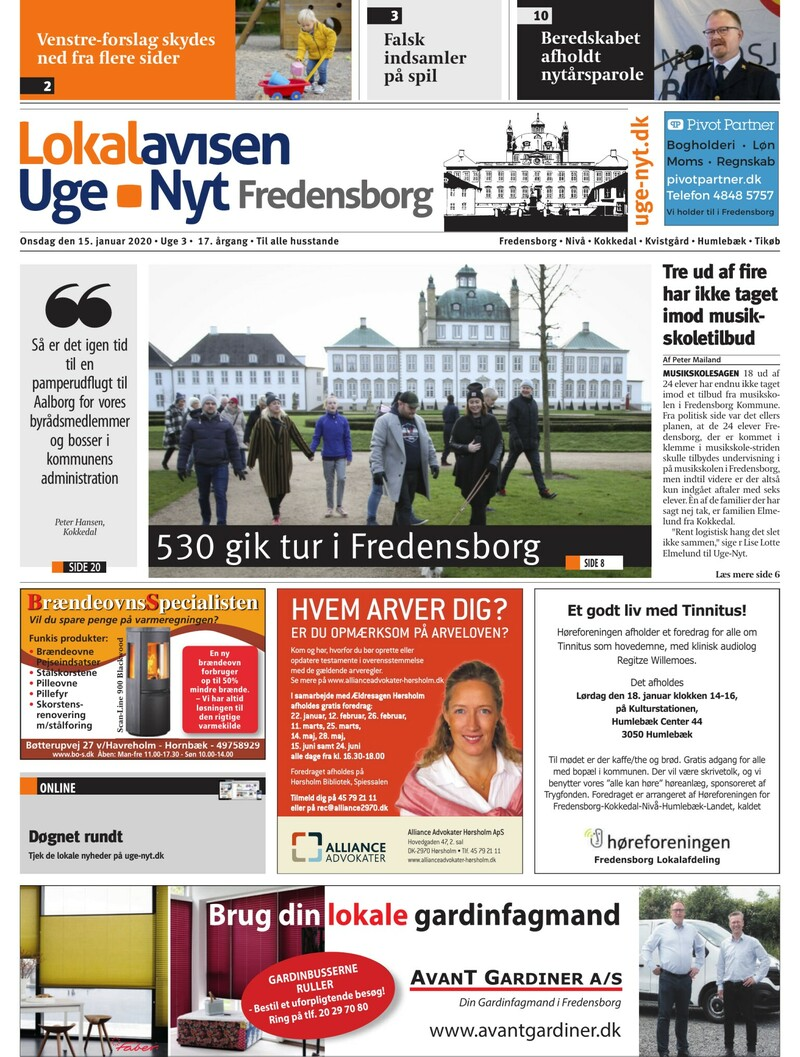 Hørsholm lokalavis