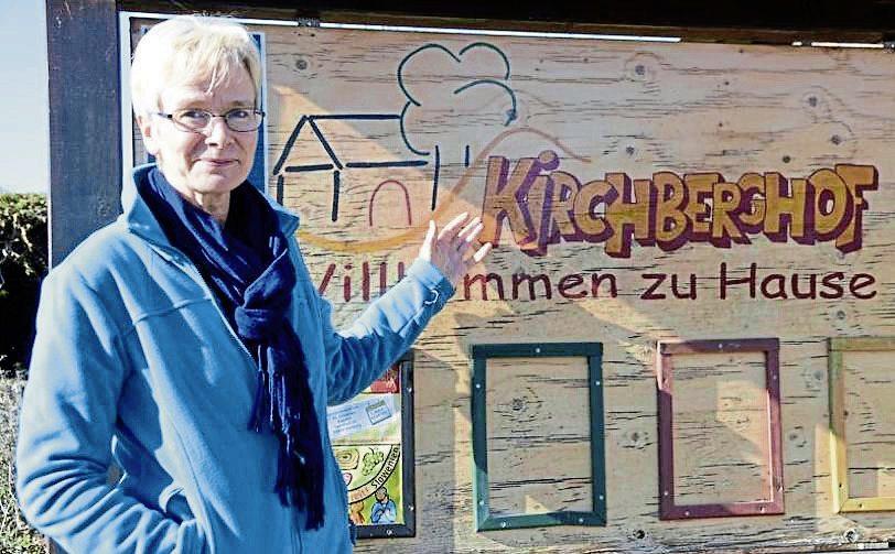 Hofleiterin Gaby Jansen hofft, dass die Übernachtungszahlen auf dem Kirchberghof wieder ansteigen.