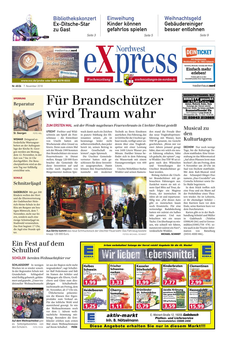 Nordwest Express 07112018