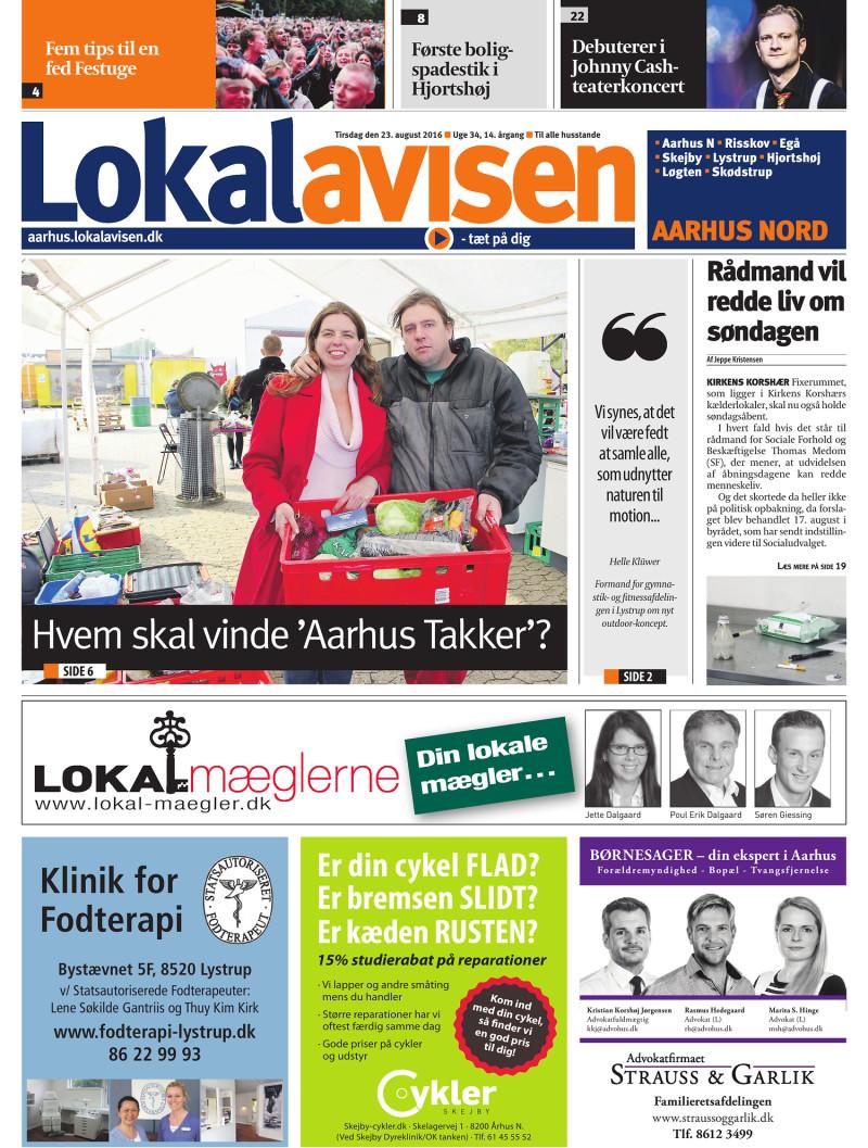 Lokalavisen.dk Aarhus Nord Uge 34