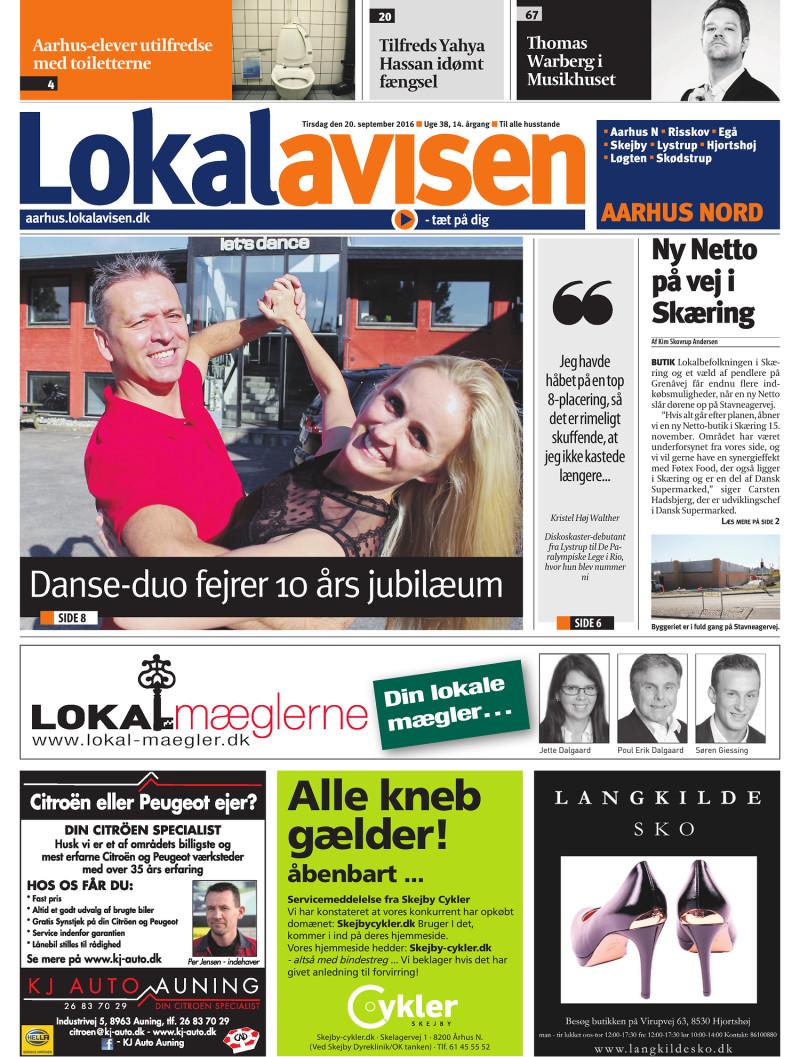 Lokalavisendk Aarhus Nord Uge 38
