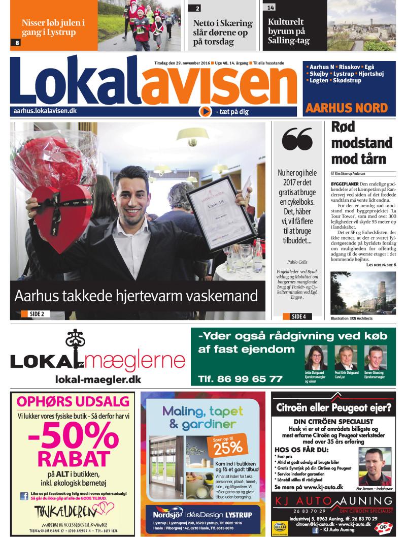 472a6b088e7 Lokalavisen.dk - Aarhus Nord - Uge 48