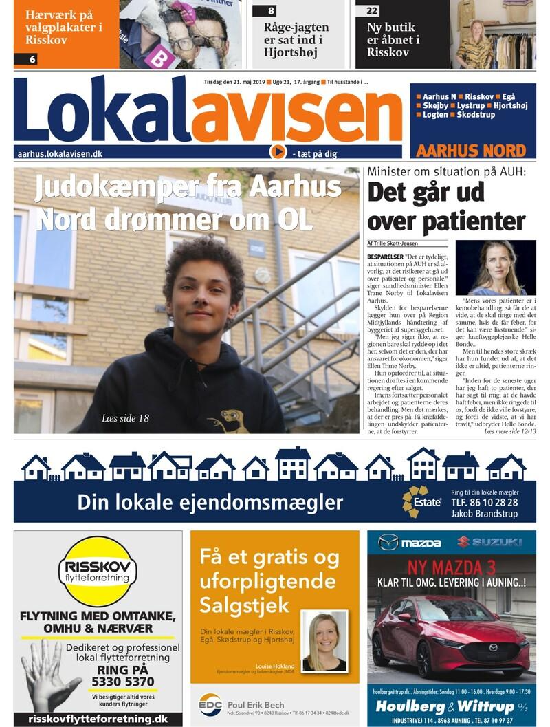 9dd4cbf64fc7 Lokalavisen.dk - Aarhus Nord - Uge 21