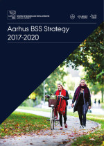 A brochure presenting the faculty's profile and strategy