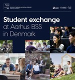 A brochure with information for current or future exchange students