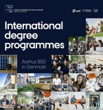 A brochure about the international degree programmes at Aarhus BSS