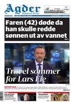 Forside Avisen Agder