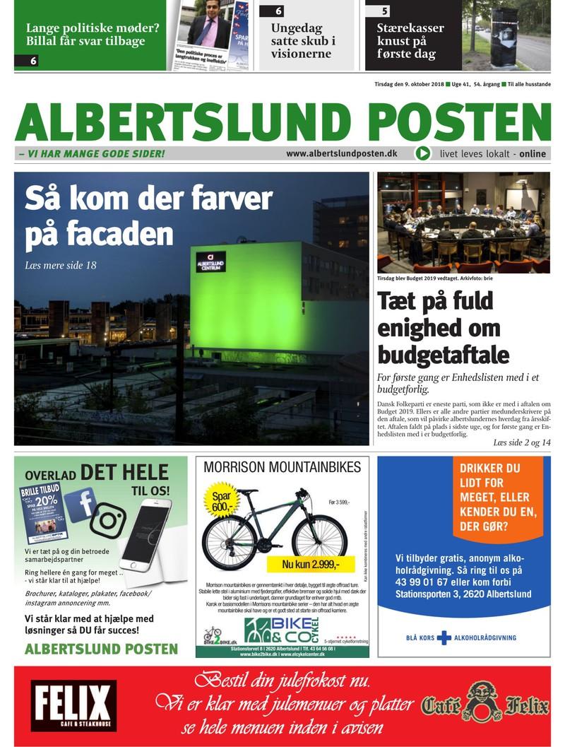 Albertslund Posten Uge 41